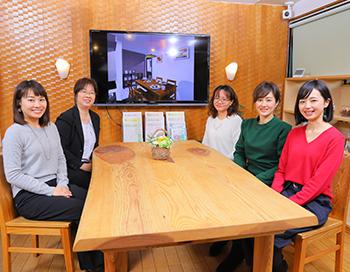 キタセツの女性設計チーム